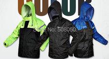motorcycle electric bike raincoat rainwear motorciklo pluvmantelo cycling clothes jersey kabanica impermeabile scooter clothing(China (Mainland))