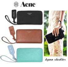 Acne fashion brief women's genuine leather handbag women's clutch chain bag shoulder bag acne day clutch bag