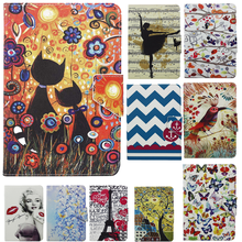 7 Universal PU Leather Stand Protector Cover Case Skin For 7 Inch tablet PC For font