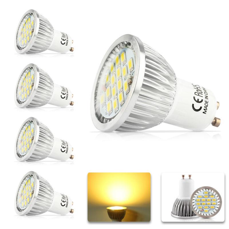 4x 100% Quality Assurance GU10 11W SMD 2835 16LED Light Bulb Warm White Cold White AC 220V LED Spot Aluminum lamp cup(China (Mainland))