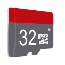 Memory card micro sd card class 10 8GB 16GB 32GB 64G Red and Black sd card real capacity class 10 flash card Fresshipping