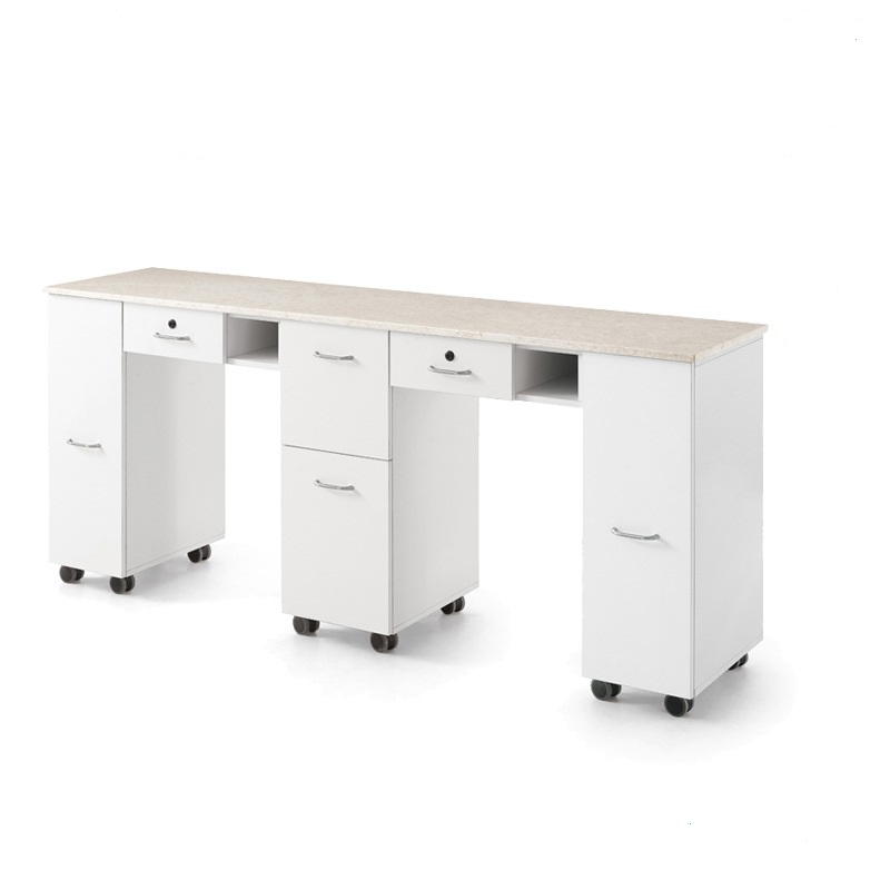 Popular professional manicure table buy cheap professional for Cheap nail desk