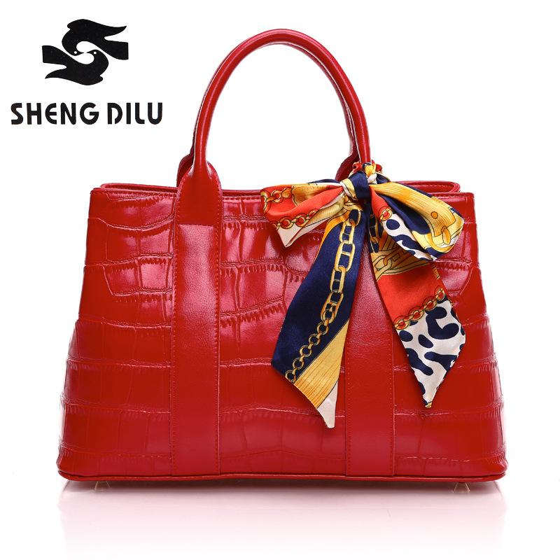 4 Colors Sequined Fashion Women Genuine Leather Black Handbag Designer Vintage Red Shoulder Bag Tote Pink Corssbody Bag<br><br>Aliexpress