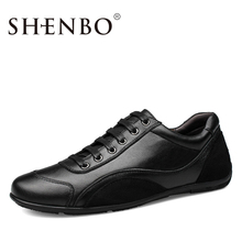 Hot Sale Fashion Style Genuine Leather Men Shoes, Comfortable Brand Men Casual Shoes, Plus Size Quality Leather Shoes Men(China (Mainland))