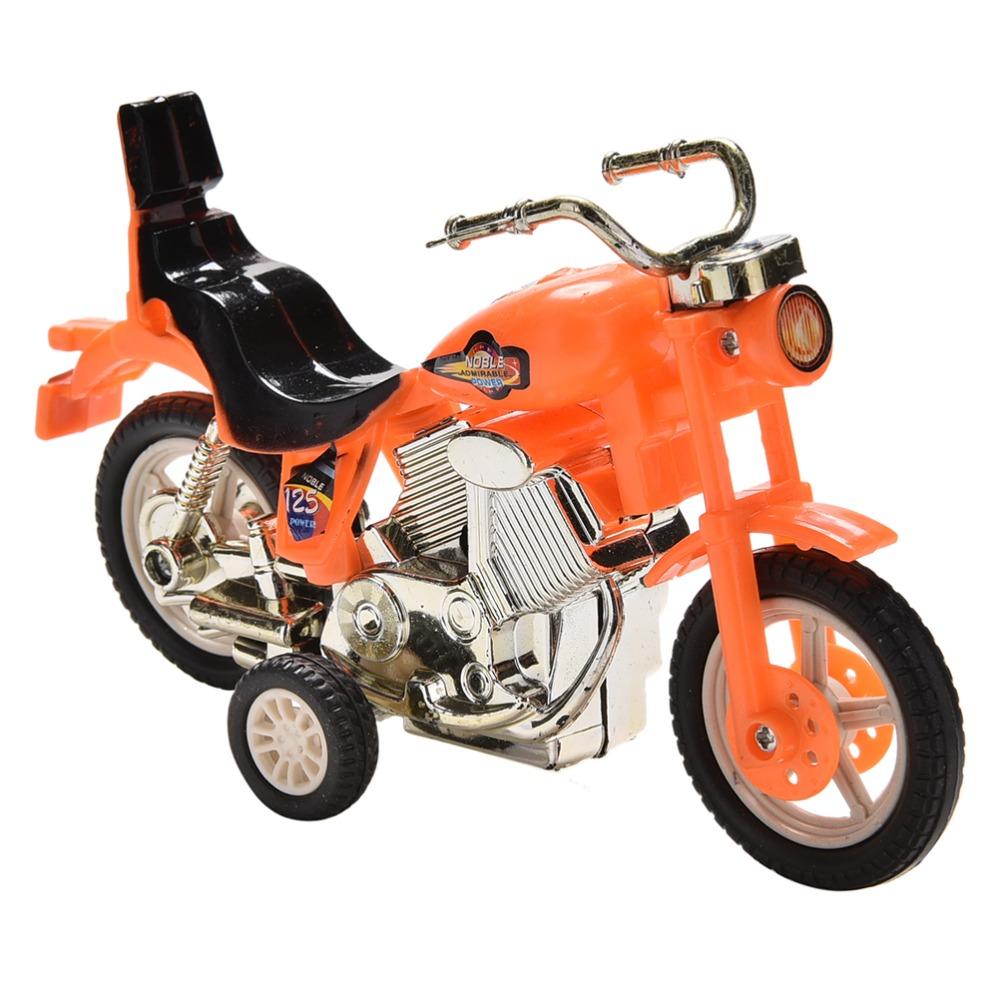 Child Educational Toys Pull Back Motorcycle Vehicle Toys Gifts 1 Pc Children Kids Motor Bike Model(China (Mainland))