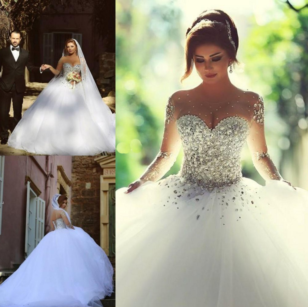 Acheter robes de novia 2015 princesse robe for Aliexpress robes de mariage