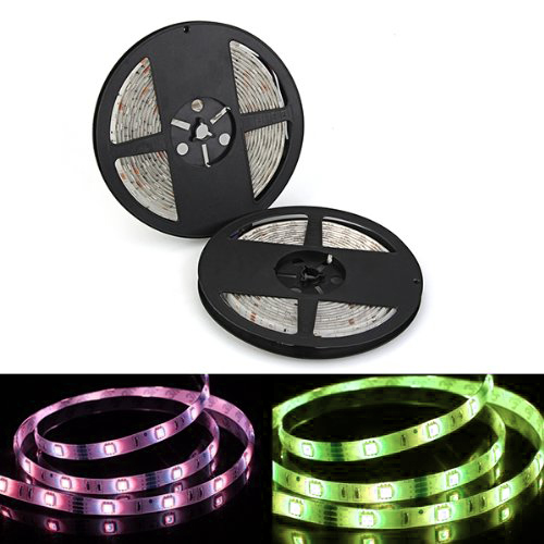 product 2015 2 (5 meters waterproof article 5050 RGB 300 LED lights Nice Gift