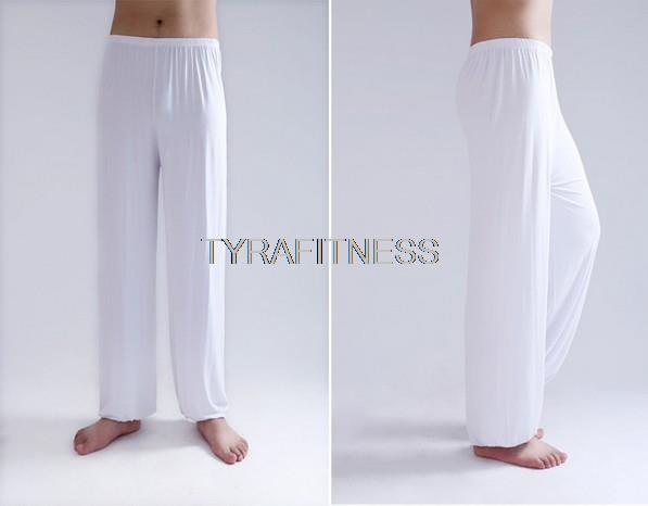 Ejercicio wushu tai chi pantalones xxl blanco ropa azul de pantalones