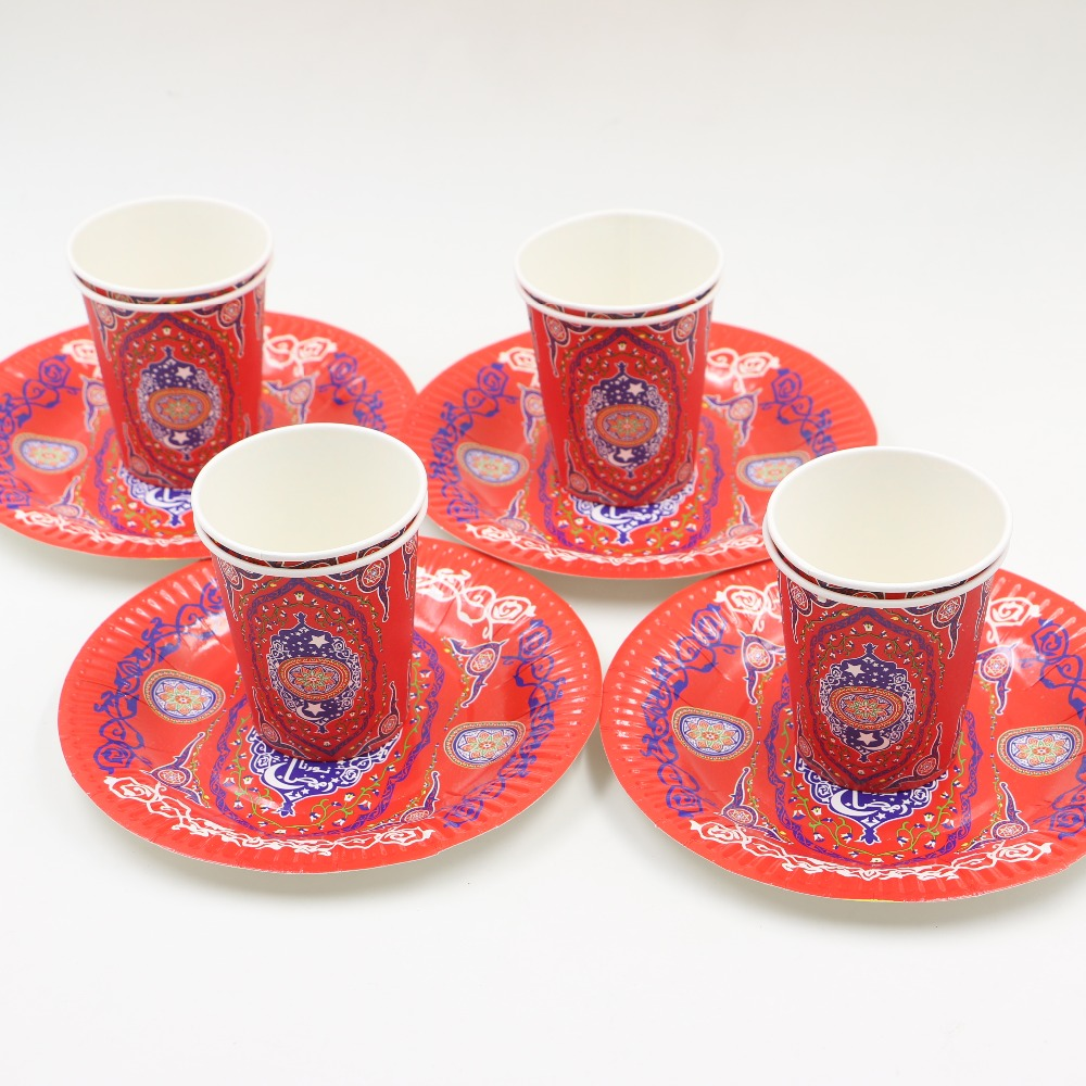Online buy wholesale ramadan decorations from china for Arabian decoration materials