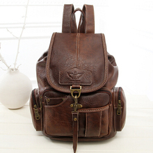 Vintage Women Backpacks for Teenage Girls