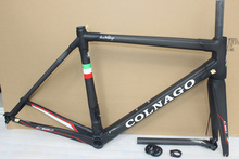 2016 New carbon frame T1000 3k carbon fiber road bike frame Whte+Black Carbon Bicycle Framest Fit For BB386 Bottom Bracket Hole(China (Mainland))