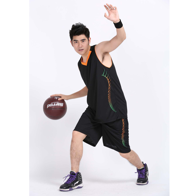 Breathable Basketball Jersey Sport Jerseys Training Jersey Gym Jerseys tops and shorts(China (Mainland))
