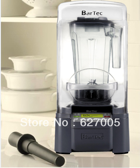 Commercial blender Bartec BTC-728 low noise design kitchen appliance hot sale mixer high quality
