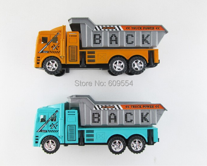 Free Shipping Hot sale Baby Toys Inertia Engineering Truck model Inertia Classic Toys Kids Toys Vehicles model 22*10*7cm JQ147(China (Mainland))