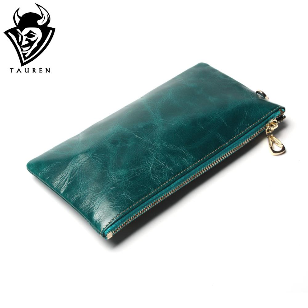 2016 New Women's Slim Wallets Mini Small Handbag Leather Simple Leather Hand Grasping Coin Purse Mobile Phone Packet(China (Mainland))