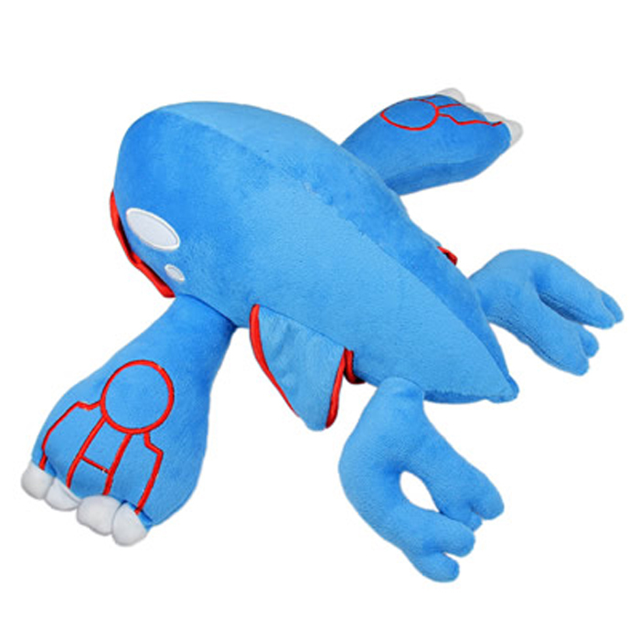 Juguetes Peluches Kawaii Pokemon Kyogre Plush Doll Play With Me (Go Pikachu!)(China (Mainland))