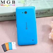 N640 Fashion Original Fundas Housing Replacement Phone Battery Back Cover Case For Nokia Lumia 640 Free Shipping