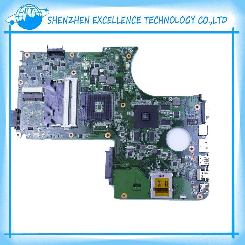 Оптовая материнская плата для Asus n71ja n71jq ред. 2.1 ( i7 процессор ) Видеокарта ATI 1Г профессиональной работы подходит