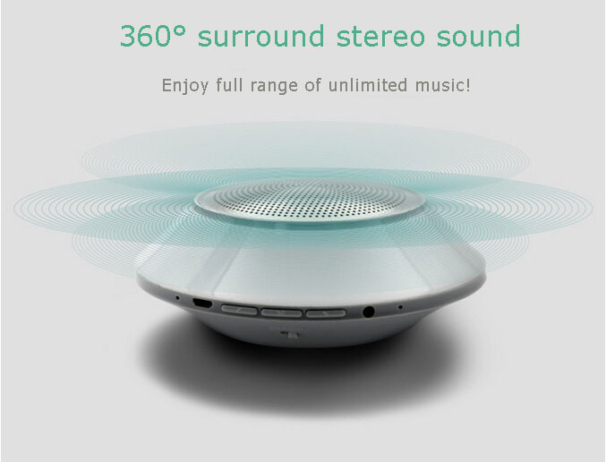 Wireless Bluetooth stereo Bluetooth speaker For iPhone For Ipa For Samsung MP4 MP3 Tablet PC(China (Mainland))