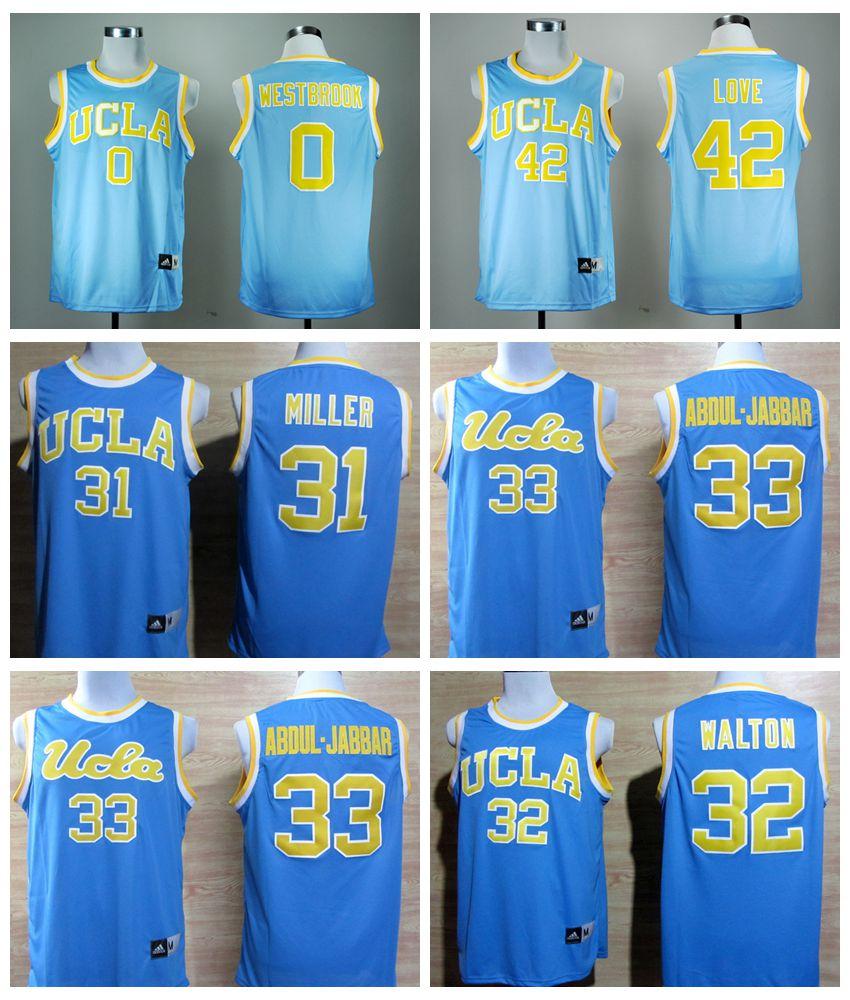 Kevin Love,UCLA Bruins,Troy Aikman,Josh Rosen,Bill Walton,Abdul-Jabbar,Reggie Miller,Russell Westbrook,Lewis Alcindor Jr.(China (Mainland))
