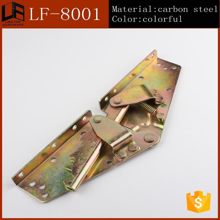 furniture metal parts sofa bed foldable backrest hinges(China (Mainland))