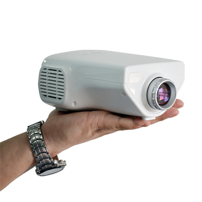 Tesco portable mini hd projector technology lcd proyector for Top rated pocket projectors