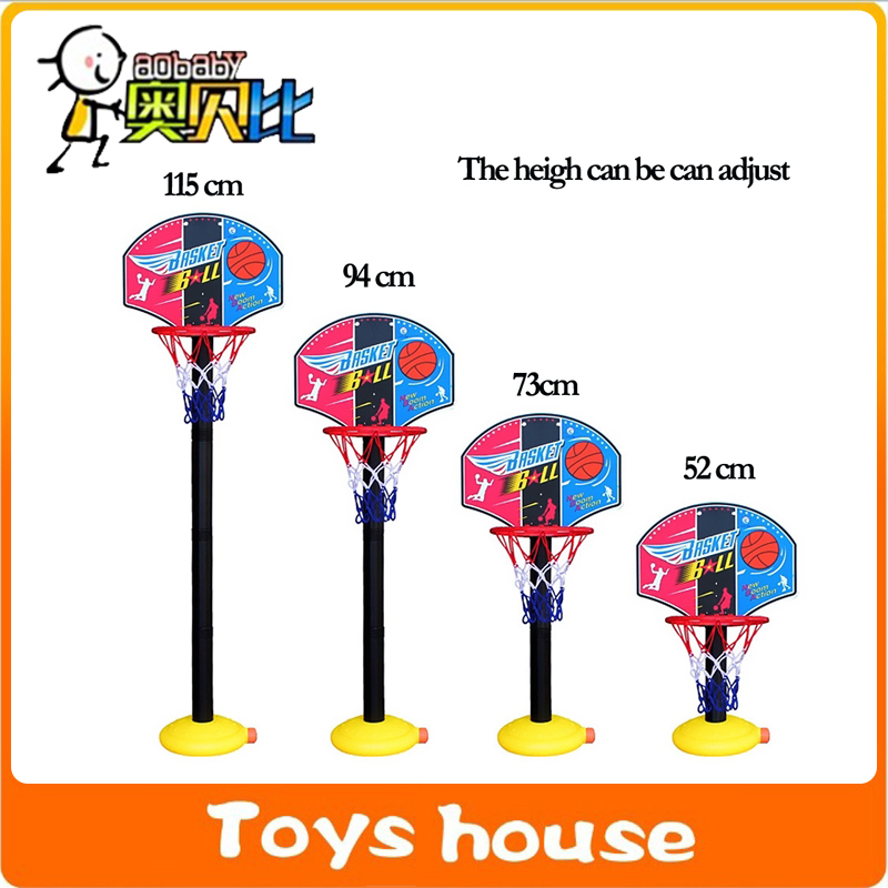 7 Outdoor Sports Boy Toys : Basketball set fun outdoor games kids toys brinquedos