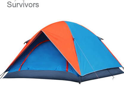 New ultralight tents for camping 3 4 person family travel ...