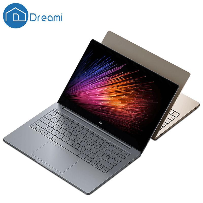 Dreami Original Xiaomi Mi Notebook Air Intel Core M3-6Y30 CPU 4GB RAM 128GB SSD 12.5 inch Laptop Dual Core Windows10 Xiaomi Air(Hong Kong)