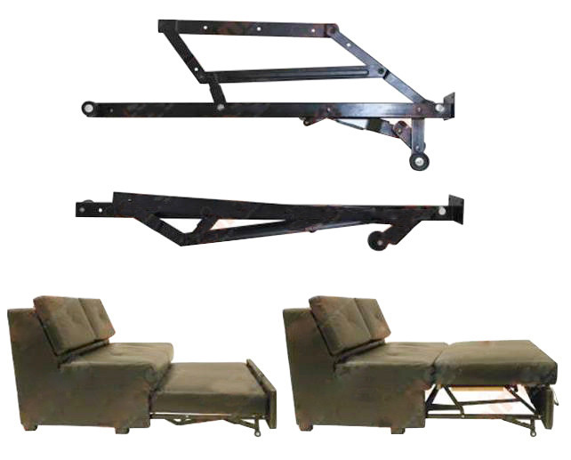 High Quality Metal Furniture Frame For The Folding Sofa Bed KYA016-3(China (Mainland))