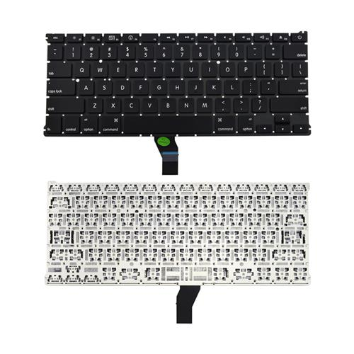 High Quality Original Replacement Parts Part Keyboard US Layout Without Backlit For Apple Macbook Air 13'' A1369 Late 2010(China (Mainland))