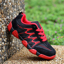 2016 boys girls fashion sneakers Spring Kids skid resistance sole climbing shoes Autumn casual sport shoes Student outdoor shoe(China (Mainland))