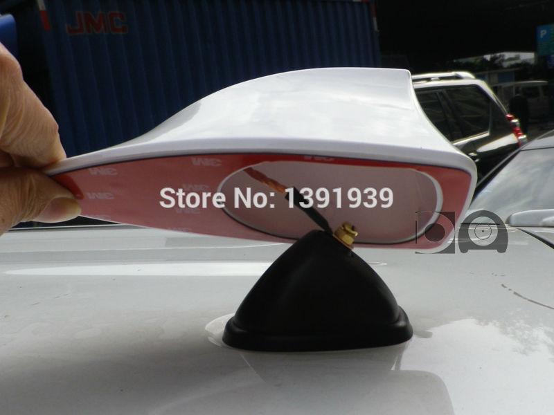 Newest disign shark fin antenna special car radio aerials shark fin auto antenna signal for Honda CRV 2002-2015(China (Mainland))