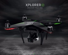 2016 XIRO Zero Xplorer V Professional Helicopter FPV 5.8G 4-Axis RC Quadcopter GPS Drone with 1080P 14MP Camera 5200mA Battery
