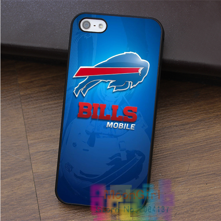 buffalo bills football fc 5 fashion cell phone case for iphone 4 4s 5 5s 5c SE 6 6s & 6 plus & 6s plus #qx0182(China (Mainland))