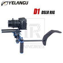 Buy DSLR Rig Video Shoulder Mount bracket Dslr Cage Canon Nikon Sony DSLR Camera DV Video Camcorder for $71.40 in AliExpress store
