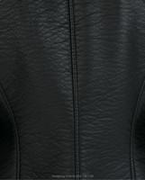 Женская одежда из кожи и замши Leather Jacket women jaqueta couro jaqueta