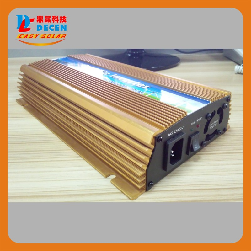 10.5-30VDC 1000W solar grid tie inverter with MPPT PV on Grid Inverter, Output 90-140V.50hz/60hz, For Alternative Energy(China (Mainland))