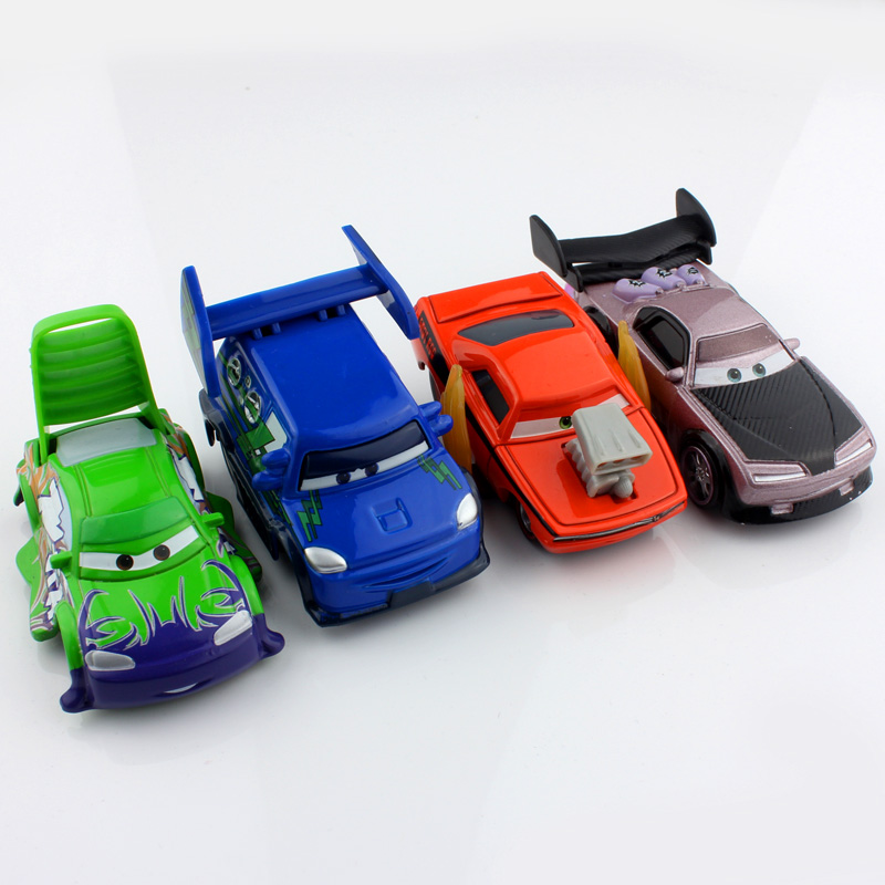 4pcs/set mini children cars 2 toys race wild fast car flame alloy metal hotwheels cars die cast figure models toys for boys kids<br><br>Aliexpress