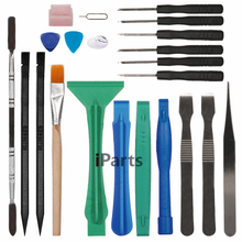 Professional 22 in 1 Screwdriver Set Spudger Prying Tool Kit for Mobile Phone Tablet PC Repair Opening Tools