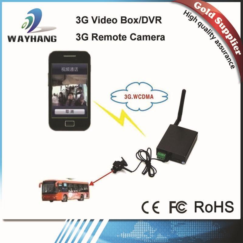 Free Shipping Newest 3G Video Box Server Camera Recorder/3G Camera with recorder/Video camera(China (Mainland))