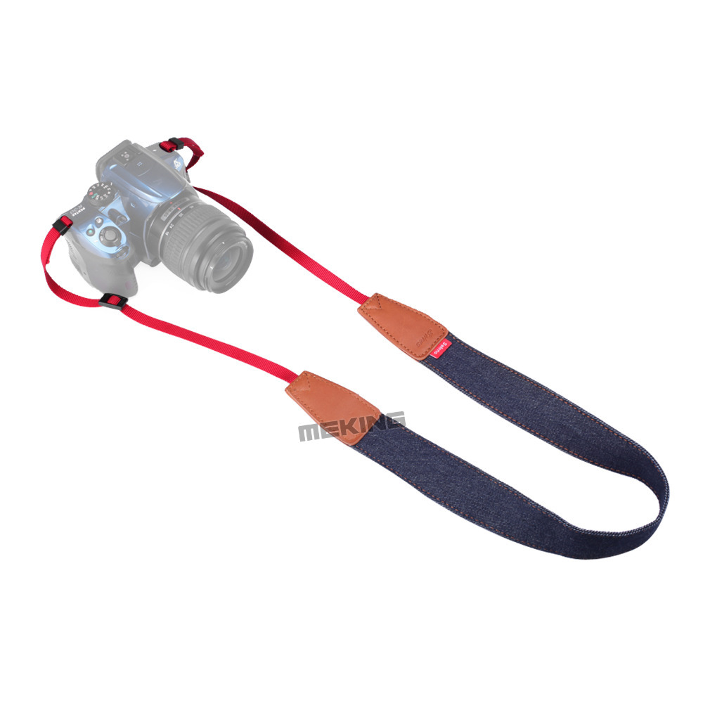 how to connect neck strap
