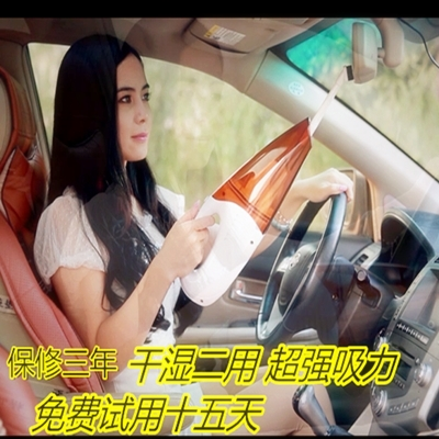 German high-end car cleaners wireless car charging super suction power Wet and dry cordless home(China (Mainland))