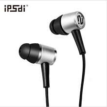 Ipsdi HF106 Computer Earphones With Microphone Noise Canceling Earphones Sports Running 3.5mm Handsfree Earphone Bass Stereo