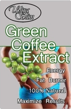 10 Packs 100% Pure Nature Green Coffee Bean Extract 500mg x 1000Caps for weight loss