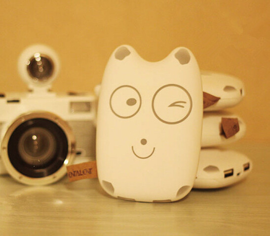 Adorable Cutest Totoro 9000mAh Power bank for mobile phone,Top Quality Funny Face Totoro Power Bank For Cell Phone