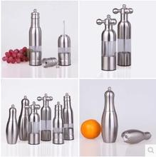 Large size 8 inch manually stainless steel chili pepper grinder free shipping(China (Mainland))