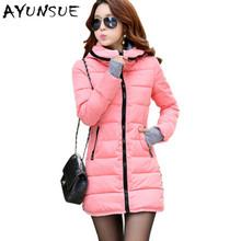 Winter Jacket Women 2016 Winter And Autumn Wear High Quality Parkas Winter Jackets Outwear Women Long Coats TSP1657(China (Mainland))