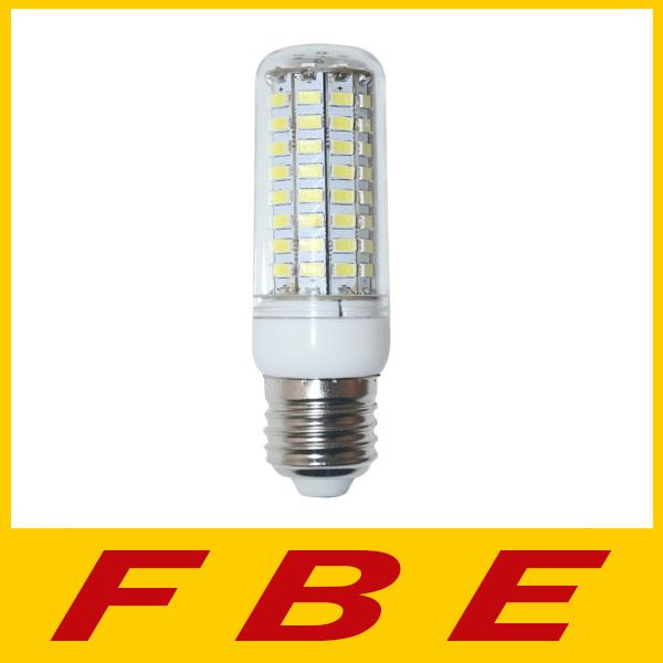 Dimmable LED lamp E27 90led SMD5730 led bulb,110V/220V 5730smd 30W LED corn lamp Warm white/white SMD5730 chandelier light(China (Mainland))