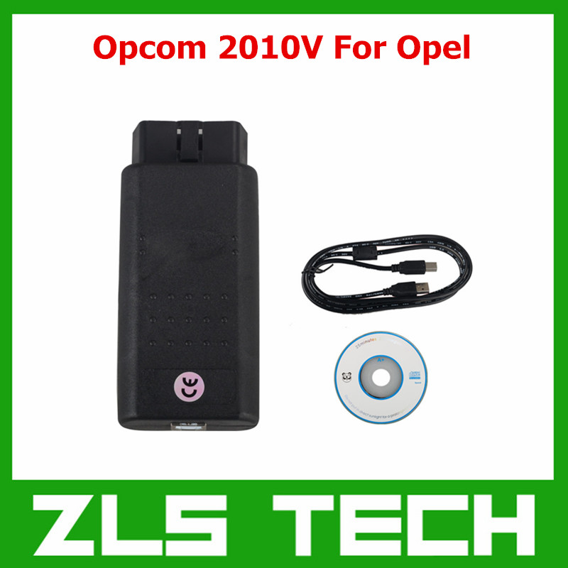 Opcom 2010V Can OBD2 For Opel Firmware V1.45 PC Based Opel Diagnostic Tool CAN-BUS Diagnostic Tool Free Shipping(China (Mainland))